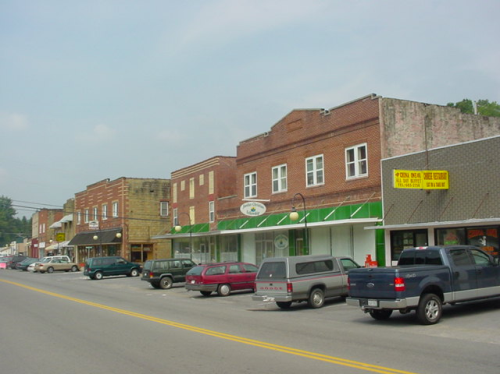 Downtown Sophia